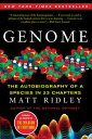GenomeThe Autobiography of a Species in 23 Chapters
