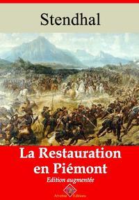 La restauration en Pi?montNouvelle ?dition enrichie | Arvensa Editions【電子書籍】[ Stendhal ]