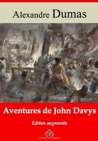 Aventures de John DavysNouvelle ?dition enrichie   Arvensa Editions【電子書籍】[ Alexandre Dumas ]