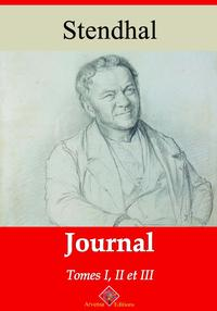 Journal tome I, II et IIINouvelle ?dition enrichie | Arvensa Editions【電子書籍】[ Stendhal ]