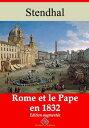 Rome et le pape en 1832Nouvelle ?dition enrichie   Arvensa Editions【電子書籍】[ Stendhal ]