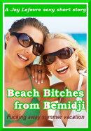 Beach Bitches from Bemidji:Fucking away summer vacation