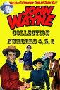 John Wayne Adventure Comics Collection, Numbers 4, 5, 6【電子書籍】 Toby/Minoan
