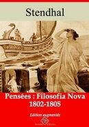 Pens���es?:?filosofia?nova (1802-1805)
