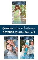 Harlequin Medical Romance October 2015 - Box Set 1 of 2