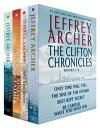 The Clifton Chronicles, Books 1-4Only Time Will Tell The Sins of the Father Best Kept Secret Be Careful What You Wish For【電子書籍】 Jeffrey Archer