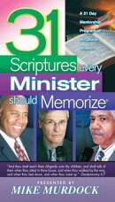31 Scriptures Every Minister Should Memorize