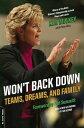 Won't Back DownTeams, Dreams, and Familyб┌┼┼╗╥╜ё└╥б█[ Kim Mulkey ]