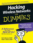 Hacking Wireless Networks For Dummies[ Kevin Beaver ]
