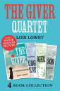 The Giver, Gathering Blue, Messenger, Son (The Giver Quartet)【電子書籍】[ Lois Lowry ]