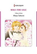 MALE FOR SALE (Harlequin Comics)