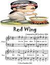 ショッピング Red Wing - Easiest Piano Sheet Music Junior Edition【電子書籍】[ Silver Tonalities ]