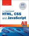 HTML, CSS and JavaScript All in One, Sams Teach YourselfCovering HTML5, CSS3, and jQuery