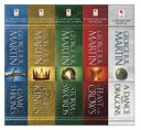 George R. R. Martin 039 s A Game of Thrones 5-Book Boxed Set (Song of Ice and Fire Series)A Game of Thrones, A Clash of Kings, A Storm of Swords, A Feast for Crows, and A Dance with Dragons【電子書籍】 George R. R. Martin