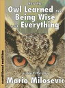 How the Owl Learned that Being Wise isn't Everything【電子書籍】[ Mario Milosevic ]