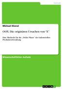 OOX. Die origin���ren Ursachen von 'X'