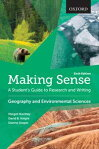 Making Sense in Geography and Environmental SciencesA Student's Guide to Research and Writing[ Margot Northey ]