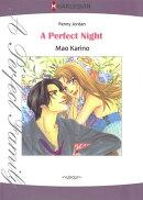 A PERFECT NIGHT (Harlequin Comics)