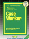 Case WorkerPassbooks Study Guide【電子書籍】[ National Learning Corporation ...
