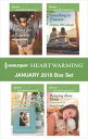 Harlequin Heartwarming January 2018 Box SetFalling for a Cowboy His One and Only Bride Something to Treasure Bringing Rosie Home【電子書籍】 Karen Rock