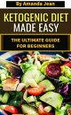 KETOGENIC diet for beginnersThe ultimate 21-day Keto diet meal plan for beginners【電子書籍】[ Zohra IHAMMOUINE ]