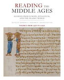 Reading the Middle Ages, Volume I