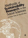 Methods of Sustainability Research in the Social Sciences