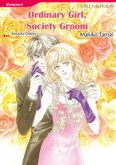 ORDINARY GIRL, SOCIETY GROOM (Mills & Boon Comics)