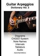 Guitar Arpeggios Dictionary Vol. 3