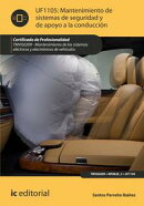 Mantenimiento de sistemas de seguridad y de apoyo a la conducci���n. TMVG0209