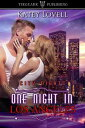 One Night in Los Angeles【電子書籍】[ Katey Lovell ]