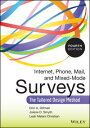 Internet, Phone, Mail, and Mixed-Mode SurveysThe Tailored Design Metho...