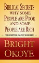 Biblical Secrets why Some People are Poor and Some People are Rich