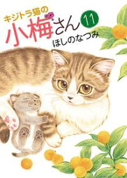 キジトラ猫の小梅さん / 11【電子書籍】[ ほしのなつみ ]