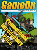 GameOn Magazine Issue 40 (February 2013)