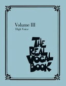 The Real Vocal Book - Volume III (High Voice)