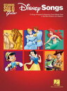 Disney Songs - Beginning Solo Guitar15 Songs Arranged for Beginning Chord Melody Style in Standard Notation and Tablature【電子書籍】 Hal Leonard Corp.