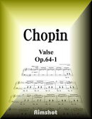 Chopin Valse Op.64-1 for Piano Solo