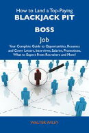 How to Land a Top-Paying Blackjack pit boss Job: Your Complete Guide to Opportunities, Resumes and Cover Let��