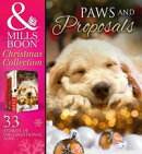 Paws and Proposals: On the Secretary's Christmas List / The Patter of Paws at Christmas / The Soldier, the P��