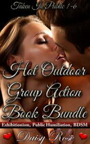 Hot Outdoor Group Action Book Bundle