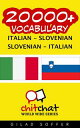 20000+ Vocabulary Italian - Slovenian