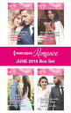 Harlequin Romance June 2018 Box SetAmber and the Rogue Prince¥Falling for the Venetian Billionaire¥Miss White and the Seventh Heir¥Road Trip with the Best Man【電子書籍】[ Ally Blake ]