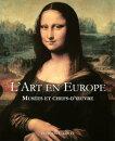 L��art en Europe