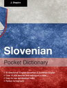 Slovenian Pocket Dictionary