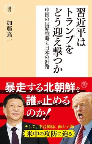 習近平はトランプをどう迎え撃つか中国の世界戦略と日本の針路【電子書籍】[ 加藤嘉一 ]