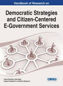 Handbook of Research on Democratic Strategies and Citizen-Centered E-Government Services