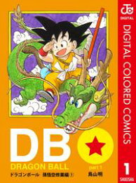 DRAGON BALL ���顼�� ¹��������� 1