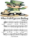 When Irish Eyes Are Smiling - Easy Piano Sheet Music Junior Edition【電子書籍】[ Silver Tonalities ]