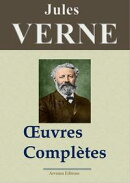 Jules Verne : Oeuvres compl���tes enti���rement illustr���es